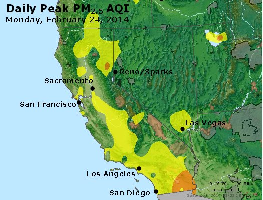 Peak Particles PM2.5 (24-hour) - https://files.airnowtech.org/airnow/2014/20140224/peak_pm25_ca_nv.jpg