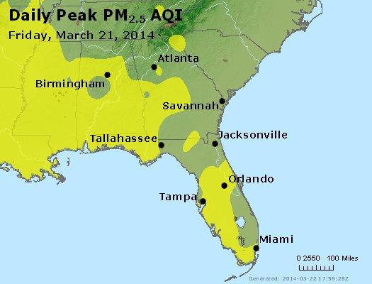 Peak Particles PM2.5 (24-hour) - https://files.airnowtech.org/airnow/2014/20140321/peak_pm25_al_ga_fl.jpg