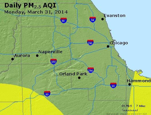 Peak Particles PM2.5 (24-hour) - https://files.airnowtech.org/airnow/2014/20140331/peak_pm25_chicago_il.jpg