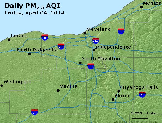 Peak Particles PM2.5 (24-hour) - https://files.airnowtech.org/airnow/2014/20140404/peak_pm25_cleveland_oh.jpg