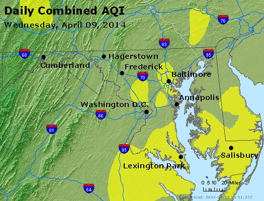Peak AQI - https://files.airnowtech.org/airnow/2014/20140409/peak_aqi_maryland.jpg