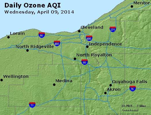 Peak Ozone (8-hour) - https://files.airnowtech.org/airnow/2014/20140409/peak_o3_cleveland_oh.jpg