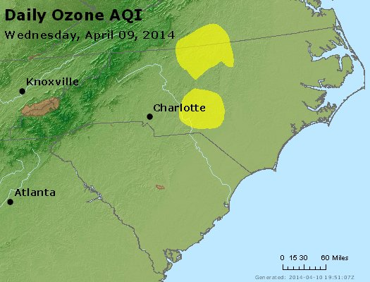Peak Ozone (8-hour) - https://files.airnowtech.org/airnow/2014/20140409/peak_o3_nc_sc.jpg