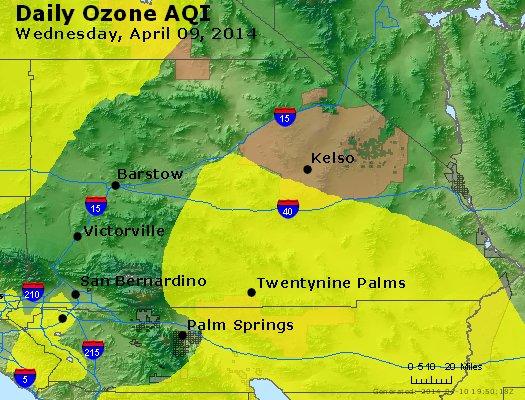 Peak Ozone (8-hour) - https://files.airnowtech.org/airnow/2014/20140409/peak_o3_sanbernardino_ca.jpg