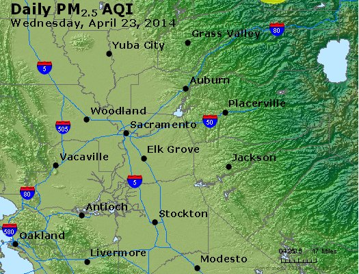 Peak Particles PM2.5 (24-hour) - https://files.airnowtech.org/airnow/2014/20140423/peak_pm25_sacramento_ca.jpg