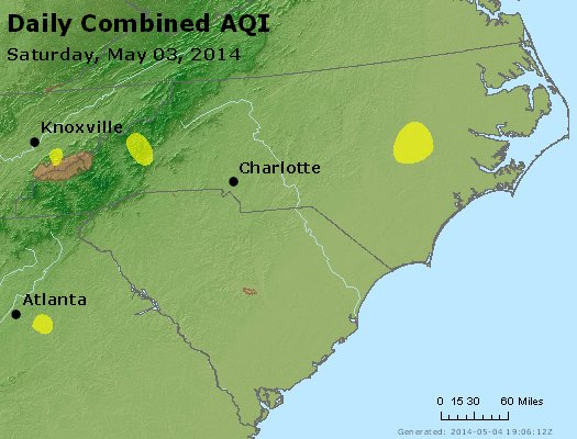 Peak AQI - https://files.airnowtech.org/airnow/2014/20140503/peak_aqi_nc_sc.jpg