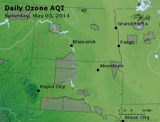 Peak Ozone (8-hour) - https://files.airnowtech.org/airnow/2014/20140503/peak_o3_nd_sd.jpg