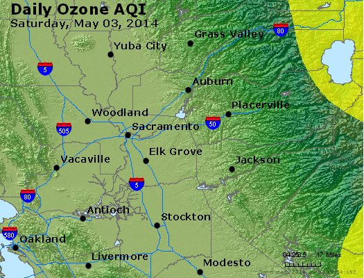 Peak Ozone (8-hour) - https://files.airnowtech.org/airnow/2014/20140503/peak_o3_sacramento_ca.jpg