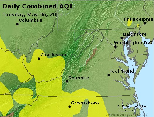 Peak AQI - https://files.airnowtech.org/airnow/2014/20140506/peak_aqi_va_wv_md_de_dc.jpg