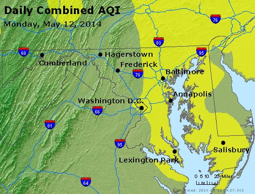 Peak AQI - https://files.airnowtech.org/airnow/2014/20140512/peak_aqi_maryland.jpg