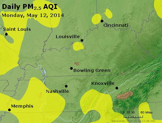 Peak Particles PM2.5 (24-hour) - https://files.airnowtech.org/airnow/2014/20140512/peak_pm25_ky_tn.jpg