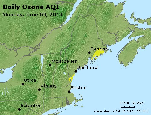 Peak Ozone (8-hour) - https://files.airnowtech.org/airnow/2014/20140609/peak_o3_vt_nh_ma_ct_ri_me.jpg