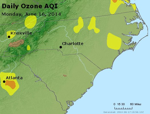 Peak Ozone (8-hour) - https://files.airnowtech.org/airnow/2014/20140616/peak_o3_nc_sc.jpg