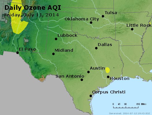 Peak Ozone (8-hour) - https://files.airnowtech.org/airnow/2014/20140711/peak_o3_tx_ok.jpg