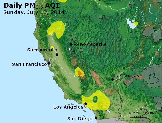 Peak Particles PM2.5 (24-hour) - https://files.airnowtech.org/airnow/2014/20140713/peak_pm25_ca_nv.jpg