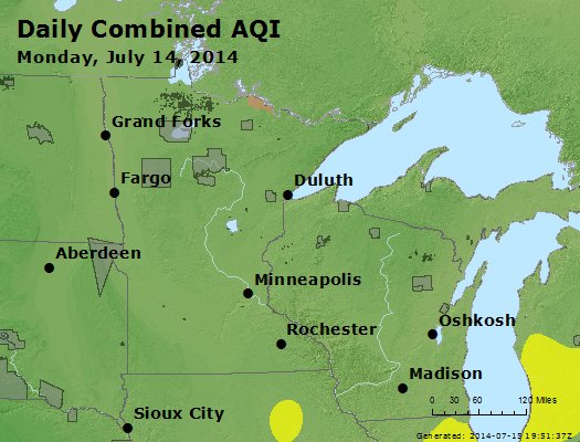 Peak AQI - https://files.airnowtech.org/airnow/2014/20140714/peak_aqi_mn_wi.jpg