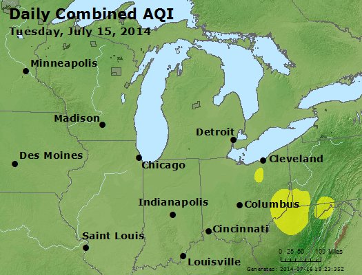 Peak AQI - https://files.airnowtech.org/airnow/2014/20140715/peak_aqi_mi_in_oh.jpg