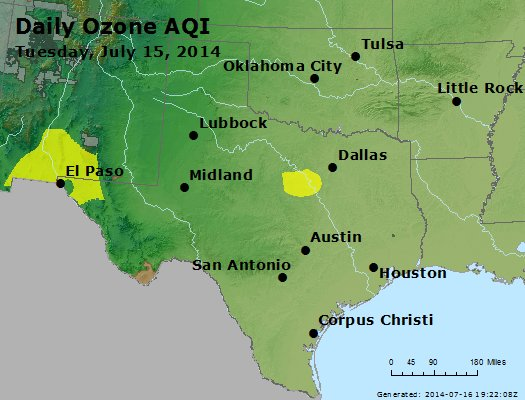 Peak Ozone (8-hour) - https://files.airnowtech.org/airnow/2014/20140715/peak_o3_tx_ok.jpg