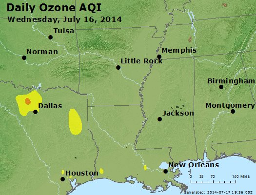 Peak Ozone (8-hour) - https://files.airnowtech.org/airnow/2014/20140716/peak_o3_ar_la_ms.jpg