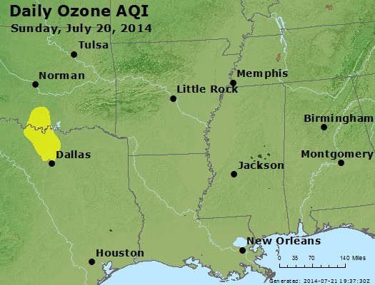 Peak Ozone (8-hour) - https://files.airnowtech.org/airnow/2014/20140720/peak_o3_ar_la_ms.jpg