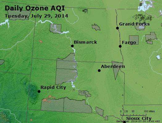 Peak Ozone (8-hour) - https://files.airnowtech.org/airnow/2014/20140729/peak_o3_nd_sd.jpg
