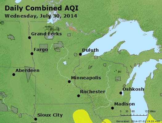Peak AQI - https://files.airnowtech.org/airnow/2014/20140730/peak_aqi_mn_wi.jpg
