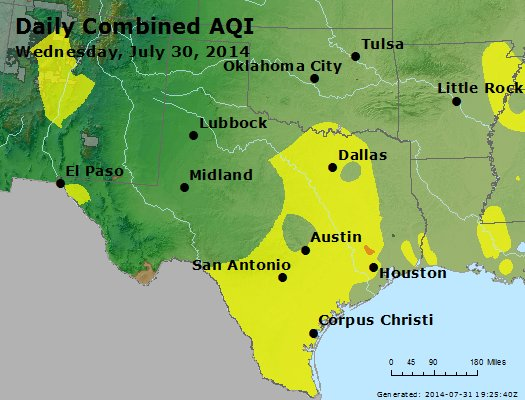 Peak AQI - https://files.airnowtech.org/airnow/2014/20140730/peak_aqi_tx_ok.jpg