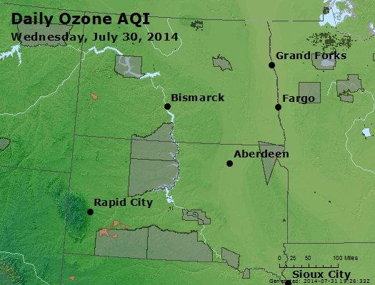 Peak Ozone (8-hour) - https://files.airnowtech.org/airnow/2014/20140730/peak_o3_nd_sd.jpg