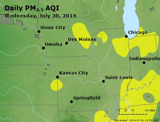 Peak Particles PM2.5 (24-hour) - https://files.airnowtech.org/airnow/2014/20140730/peak_pm25_ia_il_mo.jpg