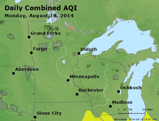Peak AQI - https://files.airnowtech.org/airnow/2014/20140818/peak_aqi_mn_wi.jpg