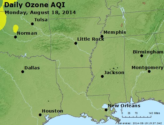 Peak Ozone (8-hour) - https://files.airnowtech.org/airnow/2014/20140818/peak_o3_ar_la_ms.jpg
