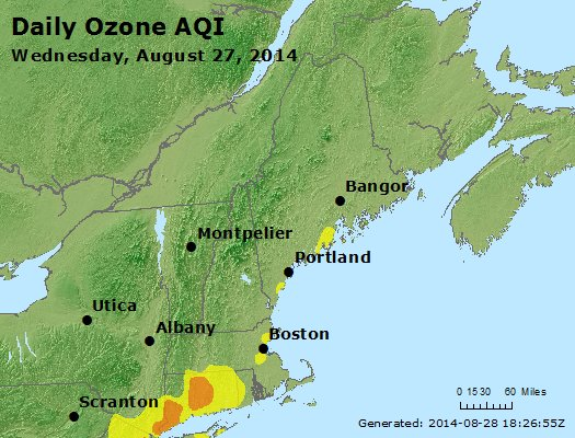 Peak Ozone (8-hour) - https://files.airnowtech.org/airnow/2014/20140827/peak_o3_vt_nh_ma_ct_ri_me.jpg