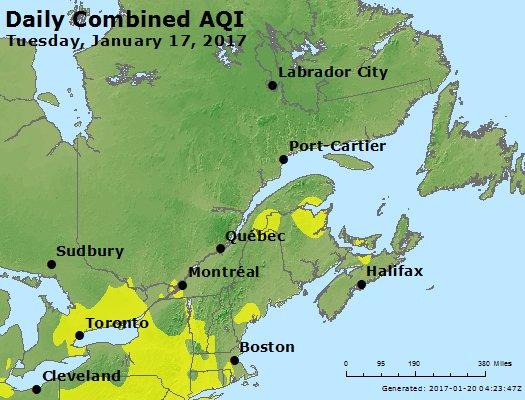 Peak AQI - https://files.airnowtech.org/airnow/2017/20170117/peak_aqi_eastern_canada.jpg