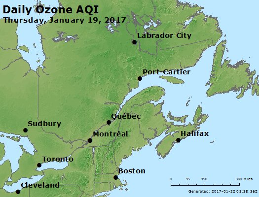 Peak Ozone (8-hour) - https://files.airnowtech.org/airnow/2017/20170119/peak_o3_eastern_canada.jpg