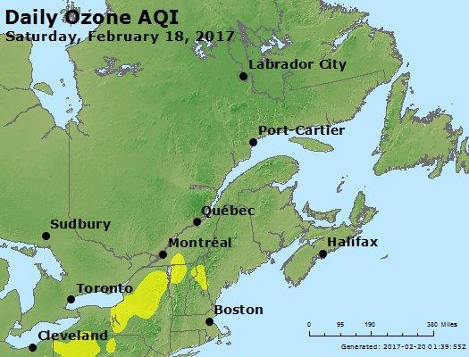Peak Ozone (8-hour) - https://files.airnowtech.org/airnow/2017/20170218/peak_o3_eastern_canada.jpg