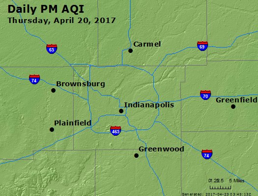 Peak Particles PM2.5 (24-hour) - https://files.airnowtech.org/airnow/2017/20170420/peak_pm25_indianapolis_in.jpg