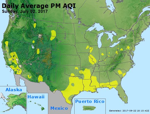 Peak Particles PM2.5 (24-hour) - https://files.airnowtech.org/airnow/2017/20170702/peak_pm25_usa.jpg