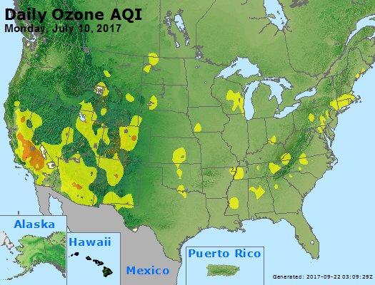 Peak Ozone (8-hour) - https://files.airnowtech.org/airnow/2017/20170710/peak_o3_usa.jpg