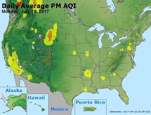 Peak Particles PM2.5 (24-hour) - https://files.airnowtech.org/airnow/2017/20170710/peak_pm25_usa.jpg