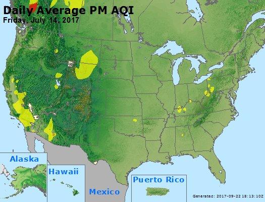 Peak Particles PM2.5 (24-hour) - https://files.airnowtech.org/airnow/2017/20170714/peak_pm25_usa.jpg