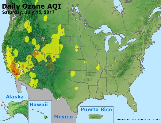 Peak Ozone (8-hour) - https://files.airnowtech.org/airnow/2017/20170715/peak_o3_usa.jpg