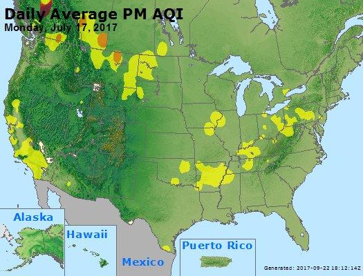 Peak Particles PM2.5 (24-hour) - https://files.airnowtech.org/airnow/2017/20170717/peak_pm25_usa.jpg
