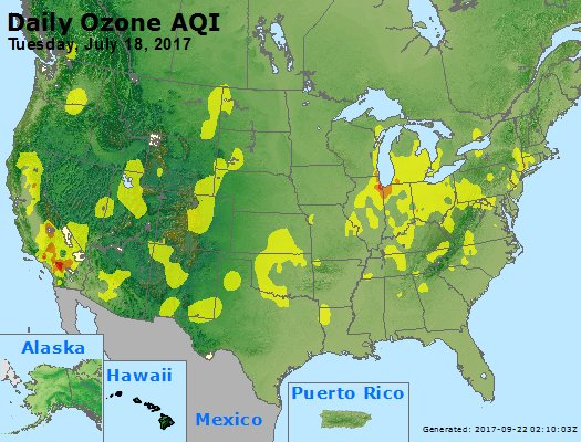 Peak Ozone (8-hour) - https://files.airnowtech.org/airnow/2017/20170718/peak_o3_usa.jpg