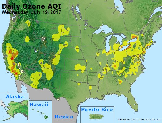 Peak Ozone (8-hour) - https://files.airnowtech.org/airnow/2017/20170719/peak_o3_usa.jpg