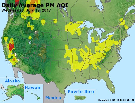Peak Particles PM2.5 (24-hour) - https://files.airnowtech.org/airnow/2017/20170719/peak_pm25_usa.jpg