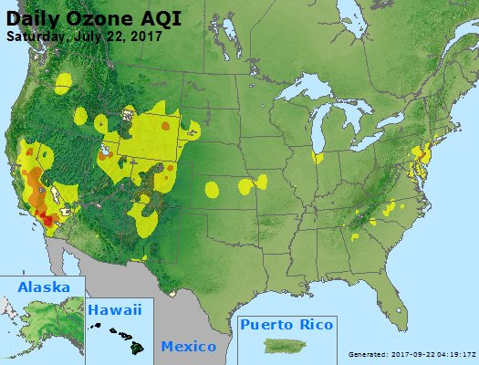 Peak Ozone (8-hour) - https://files.airnowtech.org/airnow/2017/20170722/peak_o3_usa.jpg
