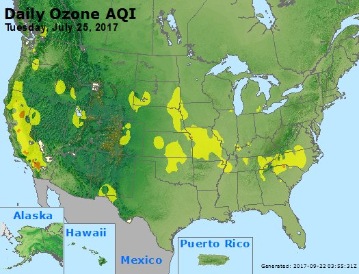 Peak Ozone (8-hour) - https://files.airnowtech.org/airnow/2017/20170725/peak_o3_usa.jpg