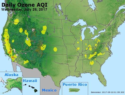 Peak Ozone (8-hour) - https://files.airnowtech.org/airnow/2017/20170726/peak_o3_usa.jpg