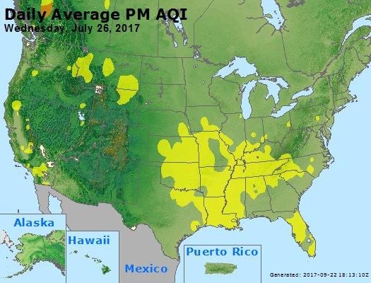 Peak Particles PM2.5 (24-hour) - https://files.airnowtech.org/airnow/2017/20170726/peak_pm25_usa.jpg