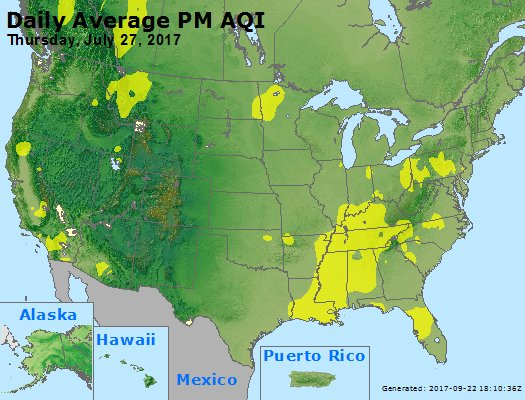 Peak Particles PM2.5 (24-hour) - https://files.airnowtech.org/airnow/2017/20170727/peak_pm25_usa.jpg